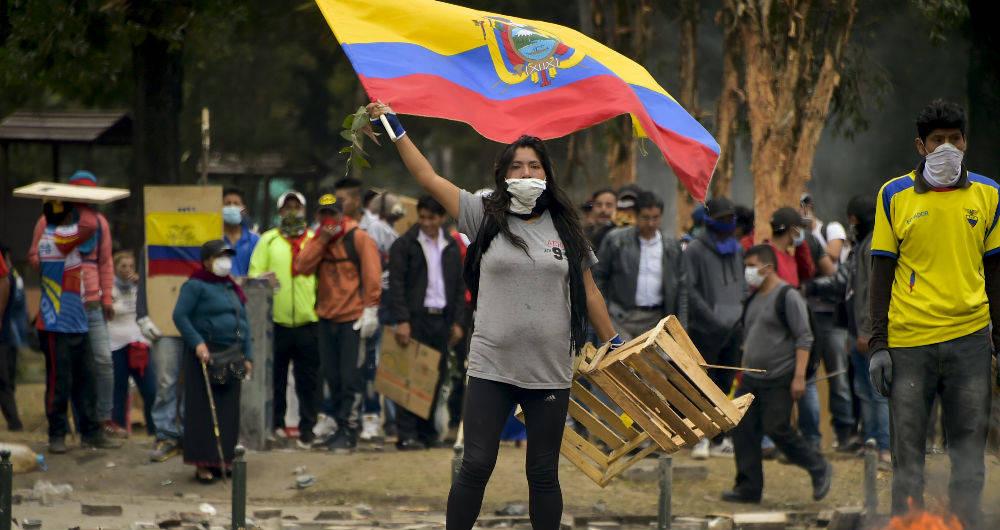 La Situación Social y Política del Ecuador