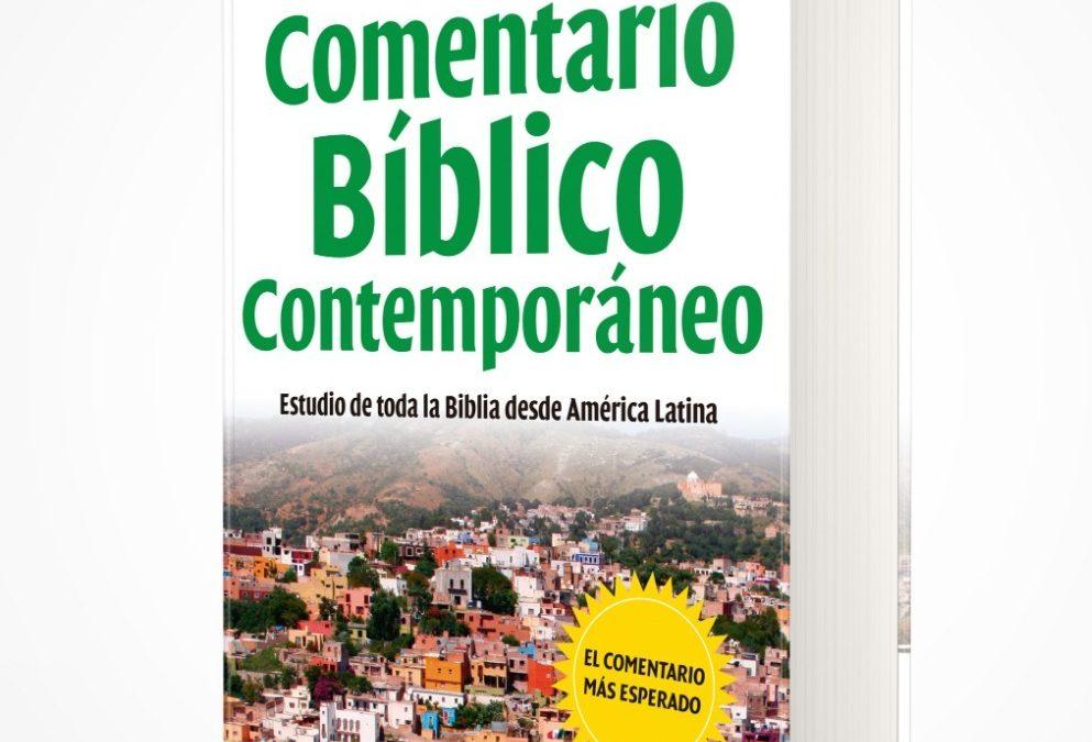 Comentario Bíblico Contemporáneo: Estudio de toda la Biblia desde América Latina