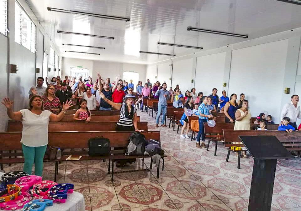 Reunión Anual de desafío en el Distrito Misionero de Costa Rica